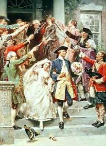 George Washington Wedding